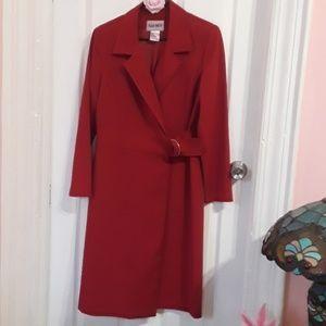 Plaza South light coat